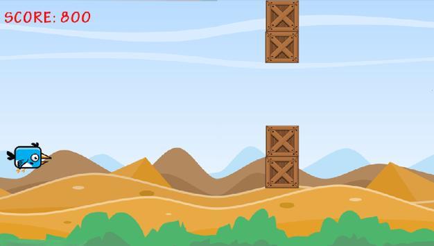 bird fly adventure screenshot 2