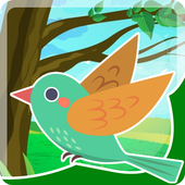 bird games for kids free angry icon