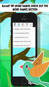 bird games for kids free angry screenshot 13
