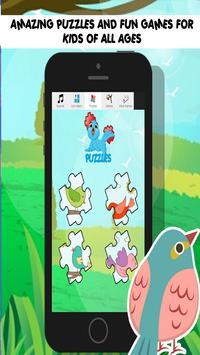 bird games for kids free angry screenshot 1