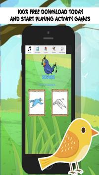 bird games for kids free angry screenshot 5