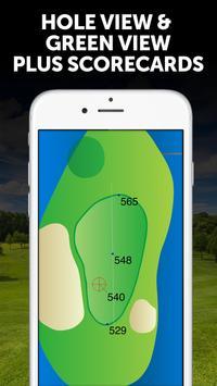 Golf GPS BirdieApps 截图 9