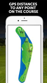 Golf GPS BirdieApps 海报
