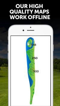 Golf GPS BirdieApps 截图 10