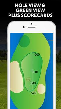 Golf GPS BirdieApps 截图 1