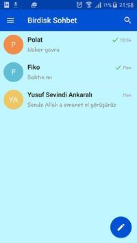 Sohbetçim apk screenshot