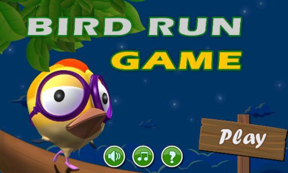 Bird Run Game poster
