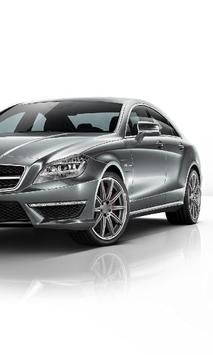 Themes Best Mercedes Benz CLS apk screenshot