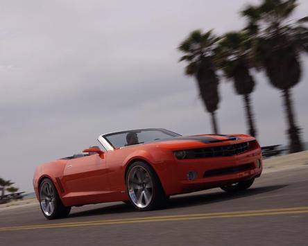 Themes Chevrolet Camaro SS apk screenshot