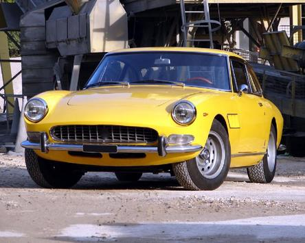 Themes Ferrari 330 apk screenshot