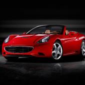 Themes Ferrari California icon