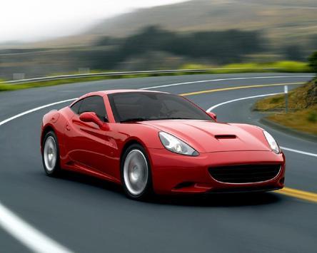 Themes Ferrari California apk screenshot