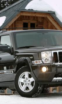 Themes Jeep Commander apk screenshot