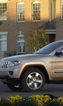 Themes Jeep Grand Cherokee poster