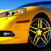 Wallpapers Chevrolet Corvette icon