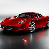 Wallpapers Ferrari 458 icon