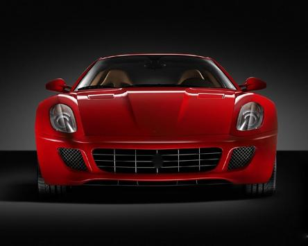Wallpapers Ferrari 599 apk screenshot