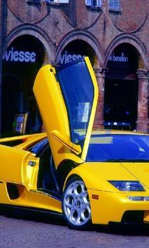 Wallpapers Lamborghini Diablo poster