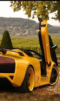 Wallpapers Lamborghini Murciel poster