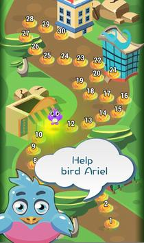 Birds Bomber match3 apk screenshot