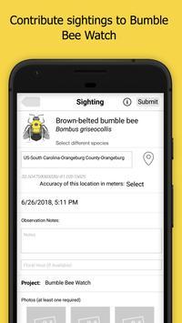 Bumble Bee Watch 截图 3