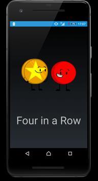 Four in a Row apk screenshot