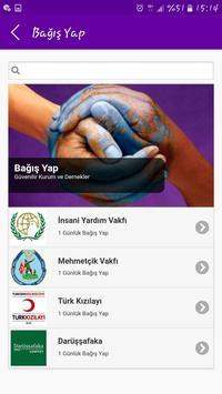 1 Günlük Bağış apk screenshot