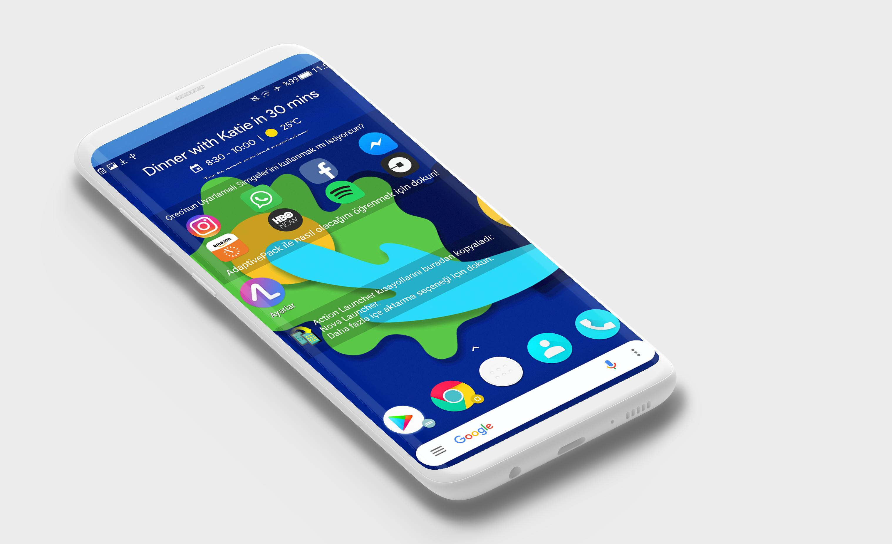 Android Pie 9 0 - Icon Pack for Android - APK Download