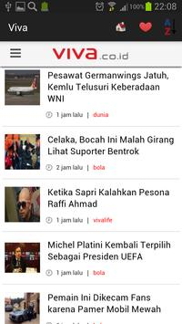 Indonesia Newspapers And News screenshot 14
