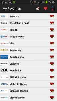 Indonesia Newspapers And News screenshot 18