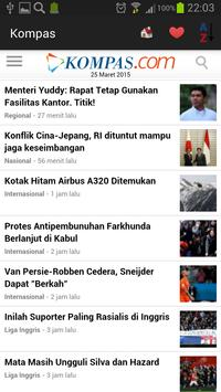 Indonesia Newspapers And News screenshot 3
