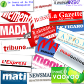Madagascar Newspapers and News icon