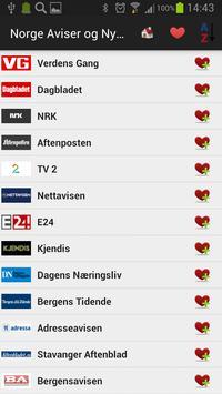 Norway Newspapers And News apk screenshot