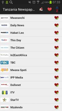Tanzania Newspapers And News screenshot 16
