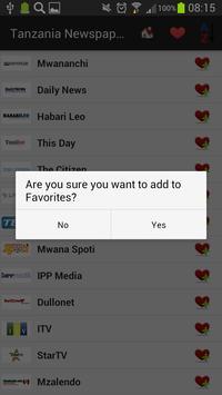 Tanzania Newspapers And News screenshot 1