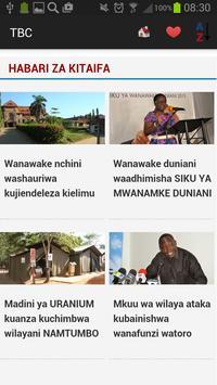 Tanzania Newspapers And News screenshot 23