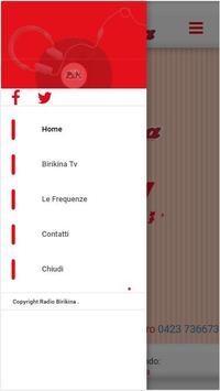 Radio BIRIKINA screenshot 1
