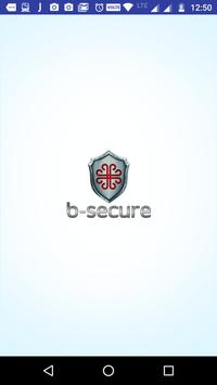 B-Secure poster