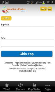 BirlikteAlalim.com screenshot 1