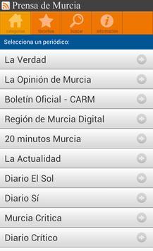 Prensa de Murcia screenshot 1