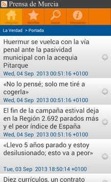 Prensa de Murcia screenshot 2