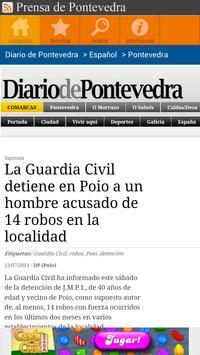 Prensa de Pontevedra poster