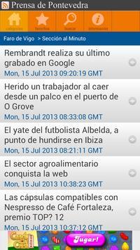 Prensa de Pontevedra apk screenshot