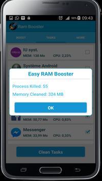 Ram Booster screenshot 3