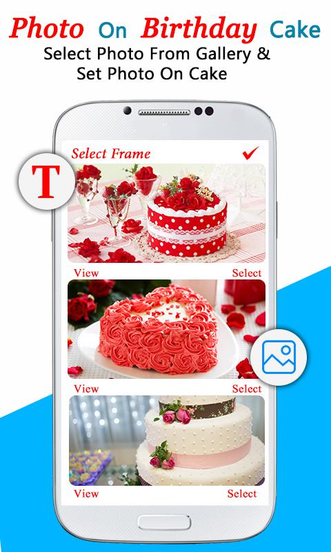 Outstanding Birthday Cake Editor Name Photos Songs Gifs For Android Apk Birthday Cards Printable Inklcafe Filternl