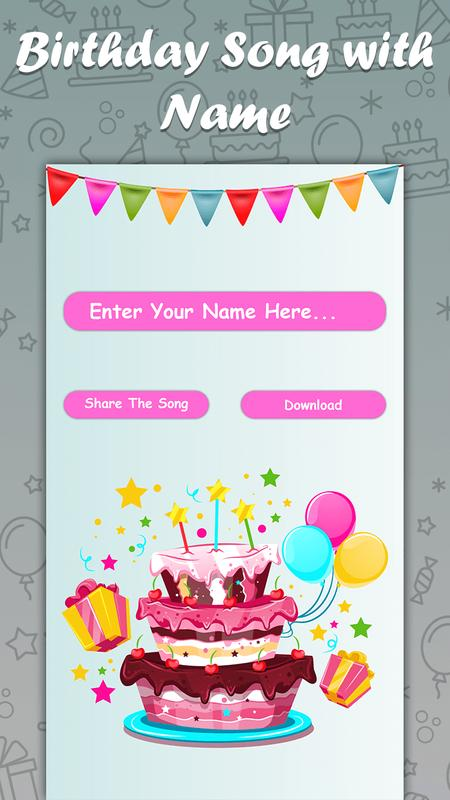 Birthday Video Song Maker Birthday Video Maker For Android Apk