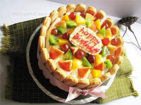 Birthday Cake Design Ideas apk screenshot