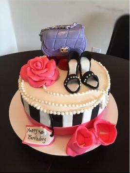 Birthday Cake Ideas poster