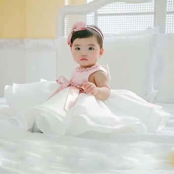 Baby Girl Birthday Dresses screenshot 1