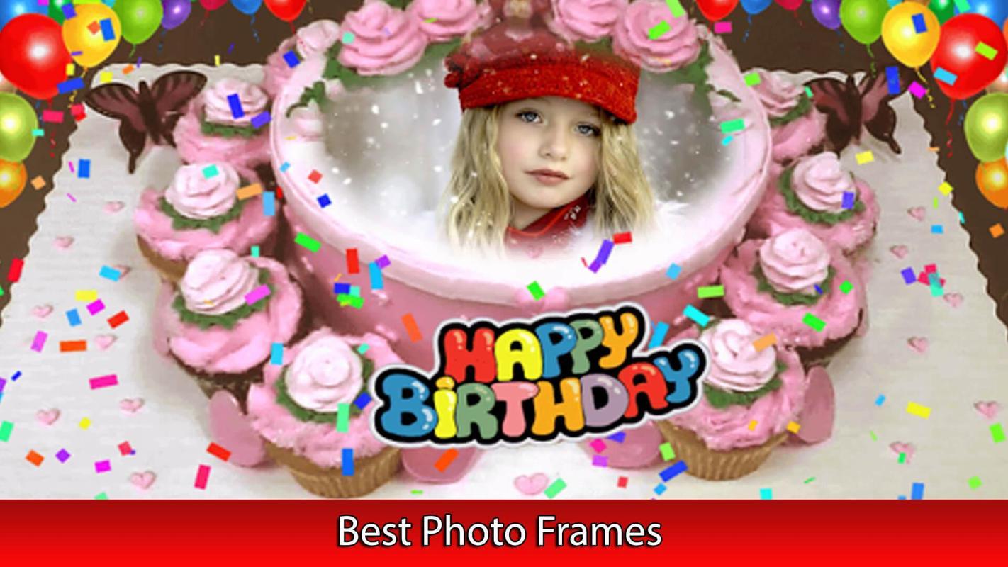 Birthday Photo Editor App 2018 Screenshot 10